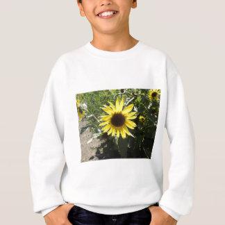 野生のヒマワリ スウェットシャツ