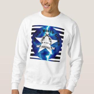 野生のビルの銃の稲妻の星 スウェットシャツ