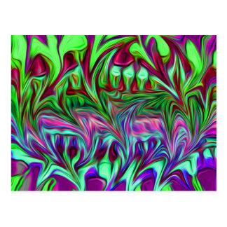 野生のボヘミア人 ポストカード