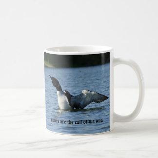 野生のマグの呼出し コーヒーマグカップ