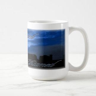 野生のマジック コーヒーマグカップ