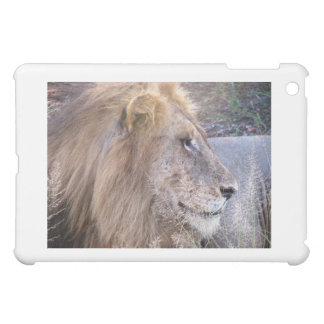 野生の事-ライオン iPad MINI CASE