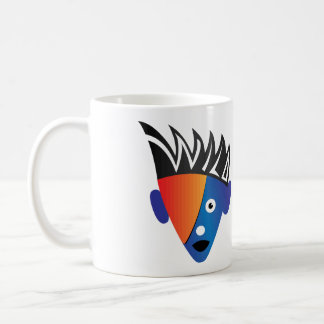 野生の人デザイナーコーヒー・マグ コーヒーマグカップ