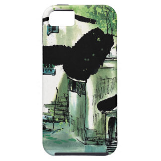 野生の村 iPhone SE/5/5s ケース