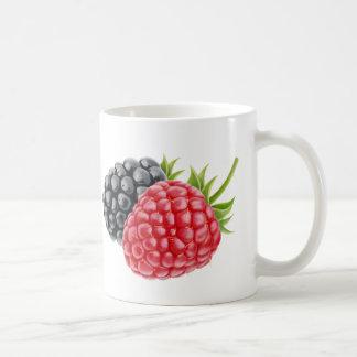 野生の果実 コーヒーマグカップ