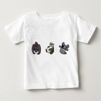 野生の男の子! ベビーTシャツ