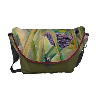 野生の自然-沼地のAntwrenのメッセンジャーバッグ--を救って下さい クーリエバッグ