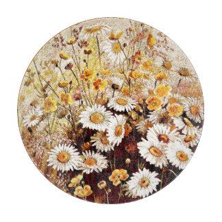 野生の花によっては花の植物のまな板が開花します カッティングボード