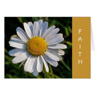 野生の花 グリーティングカード
