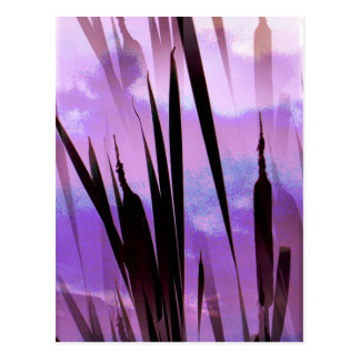 野生の花 ポストカード
