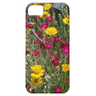 野生の花 iPhone SE/5/5s ケース