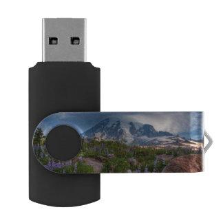野生の花 USBフラッシュドライブ