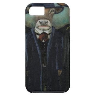 野生の野生の西 iPhone SE/5/5s ケース
