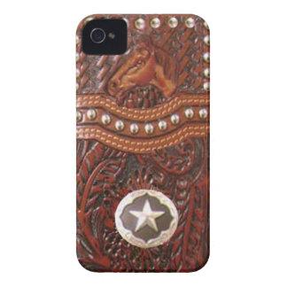 野生の馬の西部のIphone 4ケース Case-Mate iPhone 4 ケース