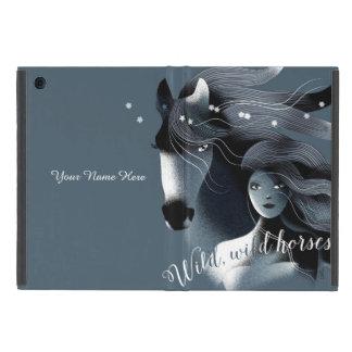 野生の馬のiPad Miniケース iPad Mini ケース
