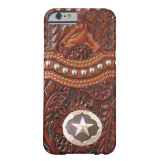 """""""野生の馬""""の西部のiPhone6ケース Barely There iPhone 6 ケース"""