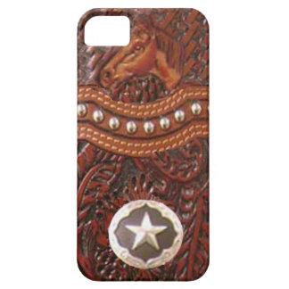"""""""野生の馬""""の西部のIPhone 5の場合 iPhone SE/5/5s ケース"""