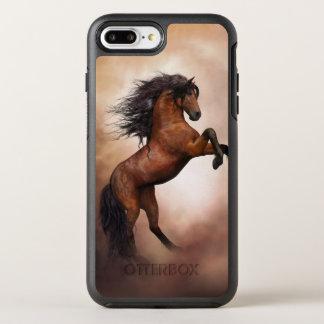 野生の馬 オッターボックスシンメトリーiPhone 8 PLUS/7 PLUSケース