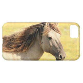 野生の馬 iPhone5Cケース