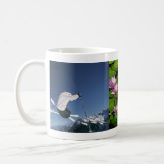 野生の驚異 コーヒーマグカップ