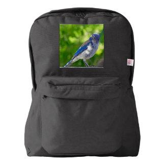 野生の鳥のバッグ AMERICAN APPAREL™バックパック