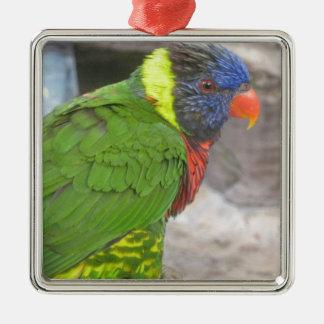 野生の鳥プロダクト メタルオーナメント