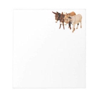 野生のBurroの相棒 ノートパッド