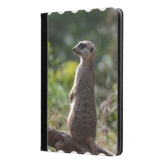 野生のMeerkat iPad Airケース
