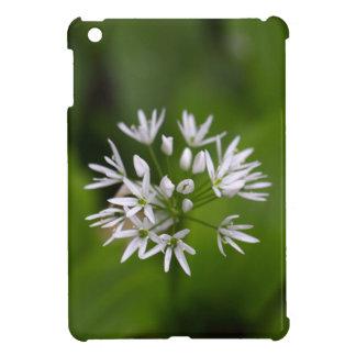 野生ニンニクかramsonsの葱類のursinum iPad miniカバー