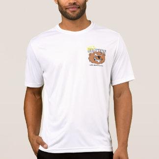 野生ビーバークラブワイシャツの白 Tシャツ
