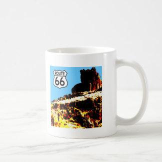 野生ルート66メサ コーヒーマグカップ