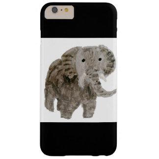 野生動物の芸術象 BARELY THERE iPhone 6 PLUS ケース