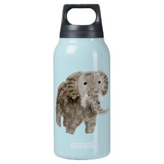 野生動物象の芸術 断熱ウォーターボトル