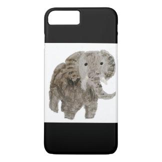 野生動物象の芸術 iPhone 8 PLUS/7 PLUSケース