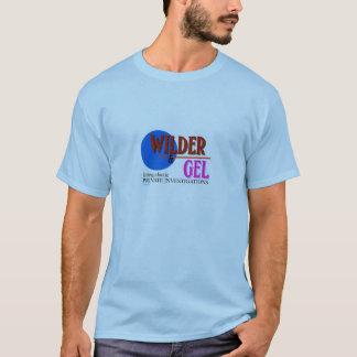 野生及びゲルの調査 Tシャツ