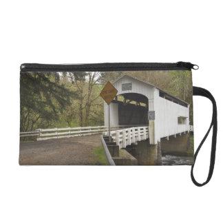 野生猫の屋根付橋、Lane郡、オレゴン2 リストレット