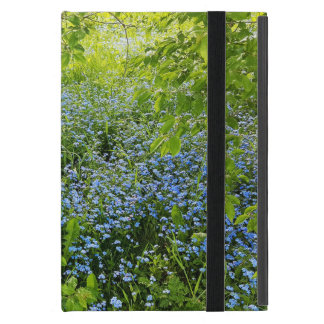 野生私をnotsの花の写真造って下さい iPad mini ケース