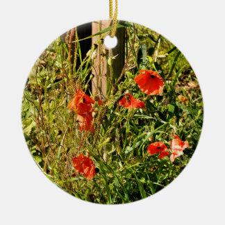 野生花 セラミックオーナメント