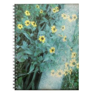 野生花 ノートブック