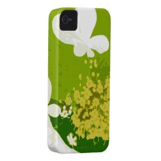 野生花 Case-Mate iPhone 4 ケース