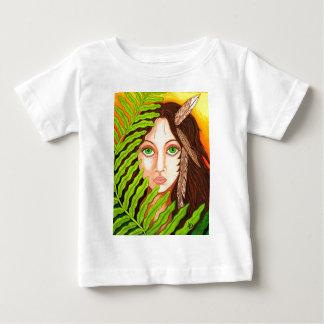 野生 ベビーTシャツ