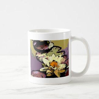 野生《植物》スイレン コーヒーマグカップ