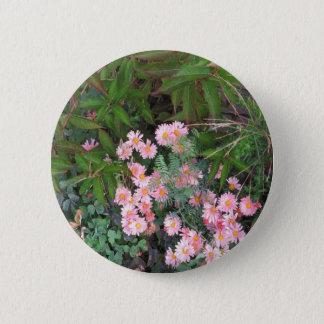 野生nの庭の花のNOVINOの束 缶バッジ
