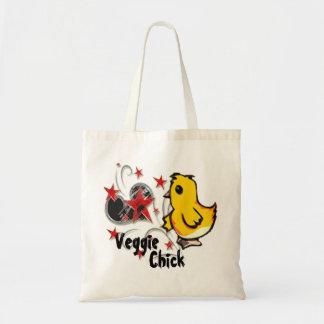 野菜のひよこのトートバック トートバッグ