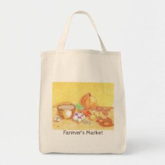野菜のベジタリアンのビーガンのために感謝していて下さいあって下さい トートバッグ