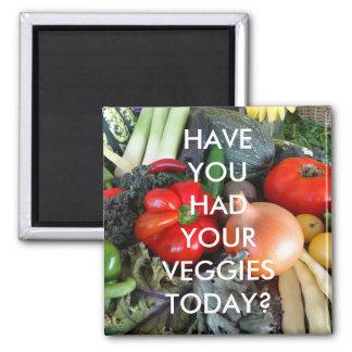 野菜のメモの磁石 マグネット