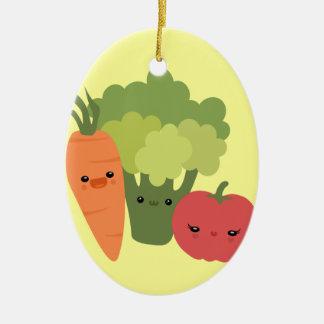 野菜の友人 セラミックオーナメント