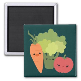 野菜の友人 マグネット