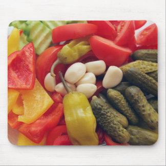野菜の選択 マウスパッド