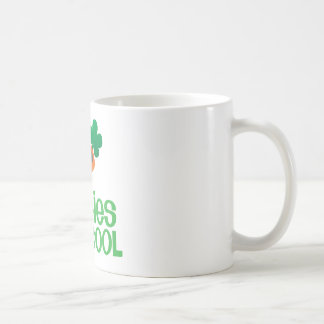 野菜はにんじんとクールです コーヒーマグカップ